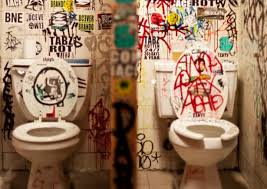 bathroom wall graffiti. most popular bathroom wall graffiti