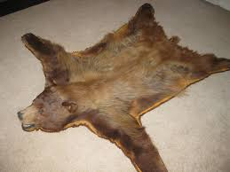 Faux Bearskin Rug Bear Skin Rug Roselawnlutheran