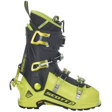 Super Light Ski Boots Scott Superguide Carbon Ski Boot