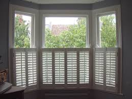 cafe style interior shutters