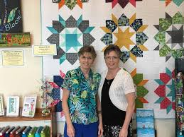Business is booming at Westchase quilt shop | tbo.com & Sisters Karen Grof and Sharen Weber own Happy Apple Quilts on Linebaugh  Avenue. KATE GILES Adamdwight.com