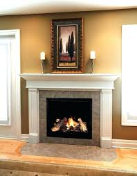 non vented fireplace vent free gas fireplace