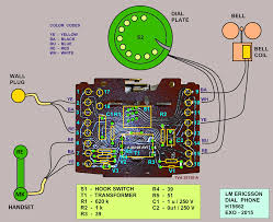 phone handset wiring diagram wiring diagram schematics phone wire diagram nodasystech com