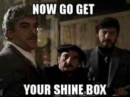 Image result for joe pesci goodfellas I don't shine shoes