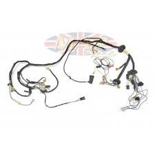 triumph 1981 82 t140 tsx factory lucas wiring harness