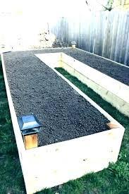 galvanized raised garden beds corrugated steel metal boxes unique r round
