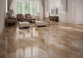 Laminate Flooring For Kitchens Tile Effect Umbria Beige Marble Effect Floor Tile