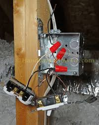 how to wire an attic electrical outlet and light junction box wiring electrical junction box sizes at Electrical Wiring Box
