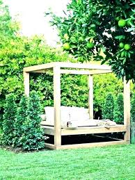 outdoor hanging beds floating bed circle excellent round images frame outdoor hanging beds