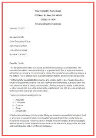 Proper Business Letter Formats For Word 2016 Resume Template Info