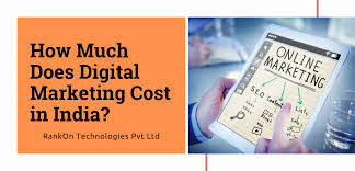 How Much Does A Logo Design Cost In India Digital Marketing Pricing How Much Does It Cost In India