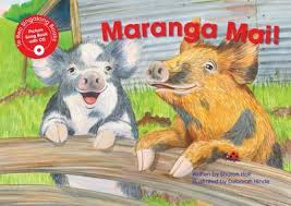 Maranga Mai! / Animal Noises (Te Reo Singalong with CD #1) by Sharon Holt |  McLeods Booksellers