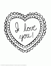 heart coloring pages cute love. 1000 images about colouring pages ...