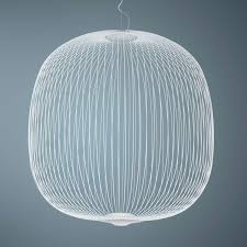 Spokes 2 Large LED Pendant Light