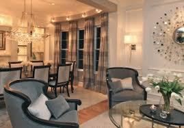 glamour living room design