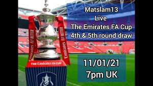 Burnley vs afc bournemouth or crawley town. The Emirates Fa Cup 4th And 5th Round Draws Matslam13 Live Youtube