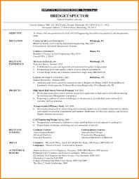 Grad School Resume Sample Sample Cv For Masters Application Cv