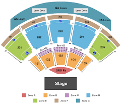 St Louis Verizon Wireless Amphitheater Seating Chart Buy Zac Brown Band Tickets Seating Charts For Events