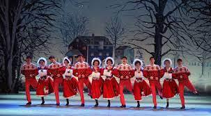 irving berlin s white christmas kicks