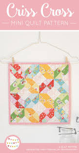 Free Mini Quilt Patterns Simple Design Inspiration