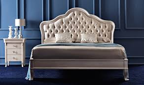 AIDA Double beds CorteZARI Italian luxury furniture high end
