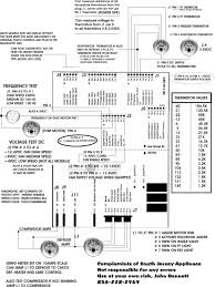 Ge Refrigerator Thermistor Chart Ge Fridge Defrost Issue