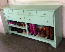 Dresser Drawer Shelves 170 Best Repurpose Dressers Tables Images On Pinterest Painted