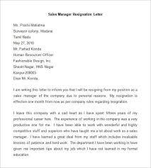 Resign Letter Format In Word Resignation Format Word Under Fontanacountryinn Com