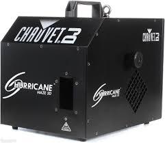 chauvet dj hurricane haze 3d haze machines fog haze bubble snow