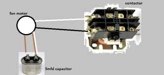four wire condensor fan motor com community forums should work fine as long as its not a 35 5mfd or similar dual run cap