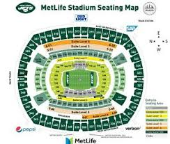 Oakland Raiders Seating Chart Details About New York Jets Vs Oakland Raiders 11 24 2019