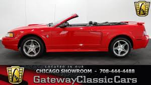 1999 Ford Mustang GT Gateway Classic Cars Chicago #1030 - YouTube