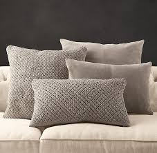 Restoration Hardware Pillow Covers