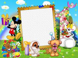main free photo frames children birthday kids frame happy birthday take a simple wish free