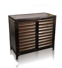 iron industrial furniture. industrial side board furniture iron w