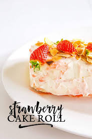 Strawberry Cake Roll Grits And Chopsticks