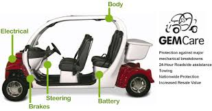 gemcare electric vehicle warranty gem cars 2010 gemcare new vehicle service protection