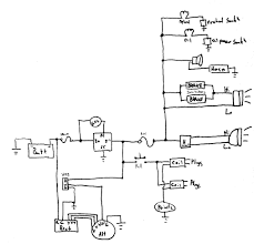 can someone double check this wire diagram notes no starter no signals taillight on when key is on momentary kill switch relay for main power separate fuse for main power and accessory power