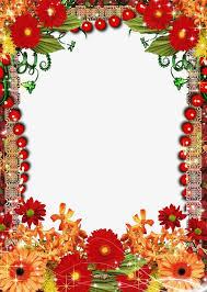border frame design png clipart