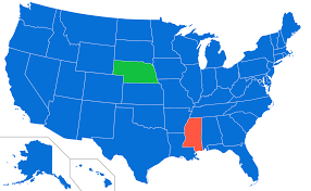 States Age Of Consent Chart Marriage Age In The United States Wikipedia