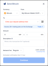 The cost of transacting on the bitcoin blockchain fell sharply last week as the network reverted to less frantic levels of activity. How Can I Deposit Crypto Blockchain Exchange Support Center
