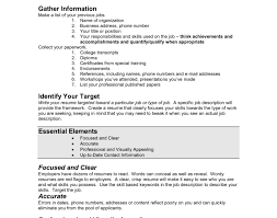 resume example of a good cv for student free resume builder