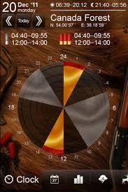 Solunar Deer Feeding Chart Download Solunar Calendar Best Hunting Times And Feeding