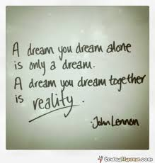 Dreams Become Reality Quotes Best Of An Inspirational Quote By The Famous Musician John Lennon Who Once