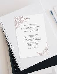 Wedding Inviting Words Wedding Invitation Wording Magnetstreet Weddings