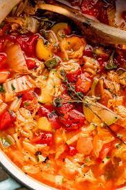 Dec 12, 2018 · homemade cabbage soup forms the basis of this diet. The Best Cabbage Soup Easy Healthy Cabbage Soup Recipe