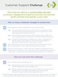 How Would You Describe Customer Service Customer Support Challenge 3 Delivering Context Relevant