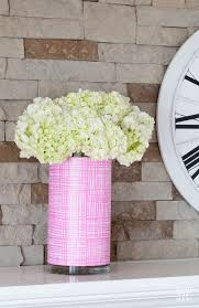 Decorating With Raffia 10 Minute Decorating Flower Vase In My Own Style