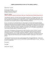 Hardware Design Engineer Cover Letter Internship Sample