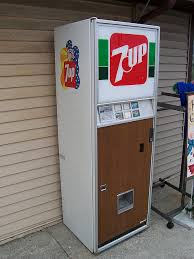 Vintage 7up Vending Machine For Sale Magnificent Vintage 48Up Vending Machine Pinterest Vending Machine And Nostalgia